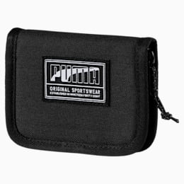 PUMA Academy Wallet, Puma Black, small