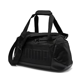 Gym Duffel Bag, Puma Black, small