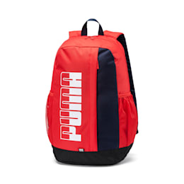 Plus II Backpack, High Risk Red-Peacoat, small