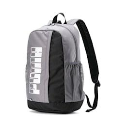 Plus II Backpack, CASTLEROCK-Puma Black, small-IND