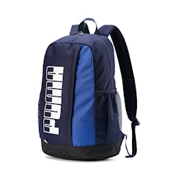 Plus II Backpack, Peacoat-Galaxy Blue, small-IND