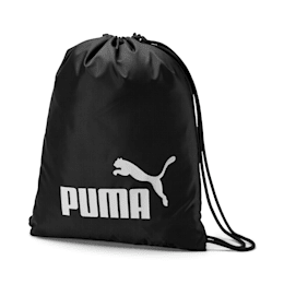 Classic Gym Sack, Puma Black, small-IND