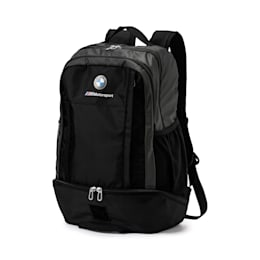 BMW M Motorsport RCT Rucksack, Puma Black, small