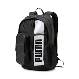 Deck Rucksack II, Puma Black, small