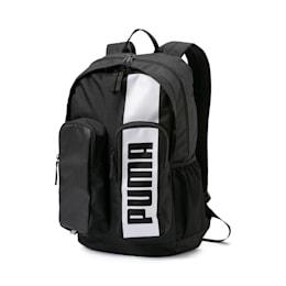 Deck Backpack II, Puma Black, small-SEA
