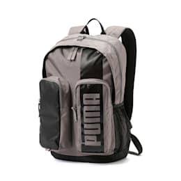 Deck Backpack II, Charcoal Gray, small-IND