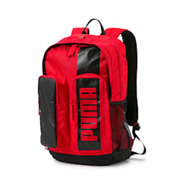 Deck Backpack II, High Risk Red, small-IND
