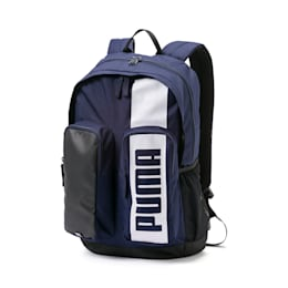 Deck Backpack II, Peacoat, small-IND