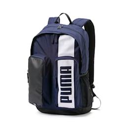 PUMA Deck Backpack II, Peacoat, small