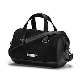 Prime Premium Damen Handtasche, Puma Black-Puma Black, small