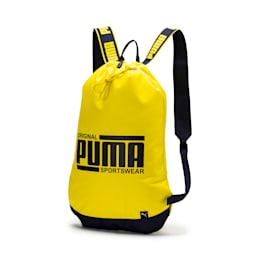 Sole Smart Backpack, Blazing Yellow-Peacoat, small