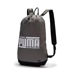 プーマ ソール スマートバッグ 18L, Charcoal Gray-Puma White, small-JPN