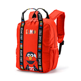Sesame Street Kids' Backpack, Cherry Tomato, small-IND