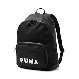 Originals Trend Backpack, Puma Black, small-IND