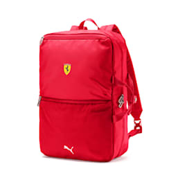 Ferrari Replica Backpack, Rosso Corsa, small