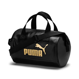 Women's Core Up Handbag, Puma Black, small-IND