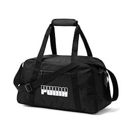 プーマ プラス スポーツバッグ II, Puma Black, small-JPN