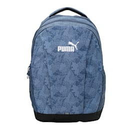 PUMA Style Backpack, Sargasso Sea-Graphic, small-IND