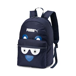 PUMA Monster Backpack, Peacoat, small-IND