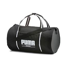 Bolsa cilíndrica básica de mujer, Puma Black, small