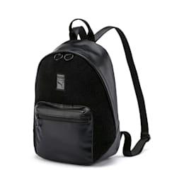 Prime Time Women's Backpack, Puma Black-Puma Black, small
