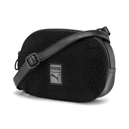 Prime Time Crossbody Bag, Puma Black-Puma Black, small