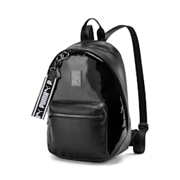Premium Women's Backpack, Puma Black, small