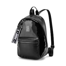 Premium Women's Backpack, Puma Black, small-IND