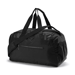 AT Sport Duffel Bag, Puma Black, small