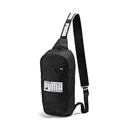 Sole X-body Bag, Puma Black, small