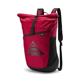 Sole Backpack, Rhubarb, small