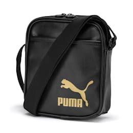 Originals Retro Portable Bag, Puma Black, small-IND