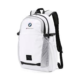BMW M Motorsport Rucksack, Puma White, small