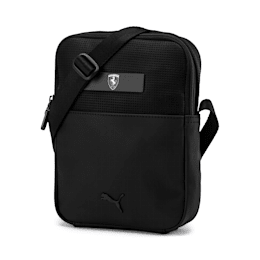 Ferrari Lifestyle Portable Bag, Puma Black, small