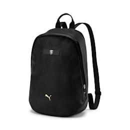 Ferrari Lifestyle Zainetto Backpack, Puma Black, small
