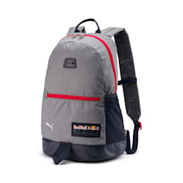 Red Bull Racing Lifestyle Backpack, Galaxy Blue, small-IND
