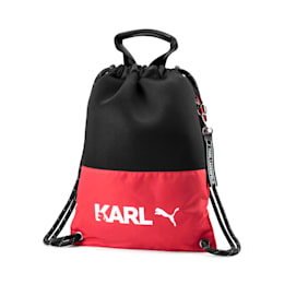 PUMA x KARL LAGERFELD Backpack Tote Bag