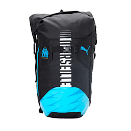 Olympique de Marseille Football Culture Rolltop Backpack
