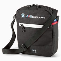 BMW M Motorsport Lifestyle Portable Bag, Puma Black, small