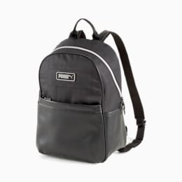 Prime Classics Women's Backpack, Puma Black, small-SEA