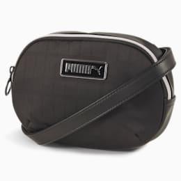 Classics X-Body Women's Shoulder Bag, Puma Black, small-SEA