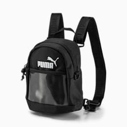 Core Minime Damen Rucksack, Puma Black, small