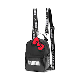 PUMA x HELLO KITTY Minime Women's Backpack, Puma Black, small