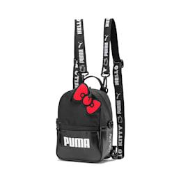 PUMA x HELLO KITTY Mini Backpack, Puma Black, small