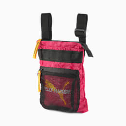 PUMA x HELLY HANSEN Portable Shoulder Bag, BRIGHT ROSE, small