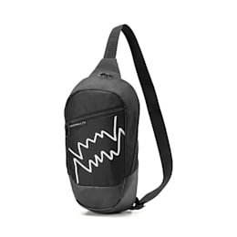 PUMA Basketball Crossbody Bag, Puma Black, small