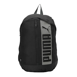PUMA Pioneer Backpack II, Puma Black, small-IND