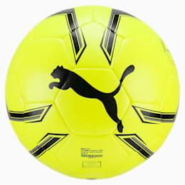 Pelota de fútbol Pro Training 2 HYBRID, Fluo Yellow-Negro-Blanco, pequeño