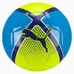 evo SALA AW17 ball, Yellow-Blue-Atomic Blue, small-IND