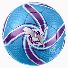 Man City FUTURE Flare Mini Ball, Team Light Blue-Tillandsia, small
